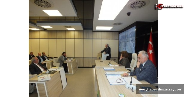 Sarıyer Belediyesi 2018 Yılı Faaliyet Raporu meclisten geçti