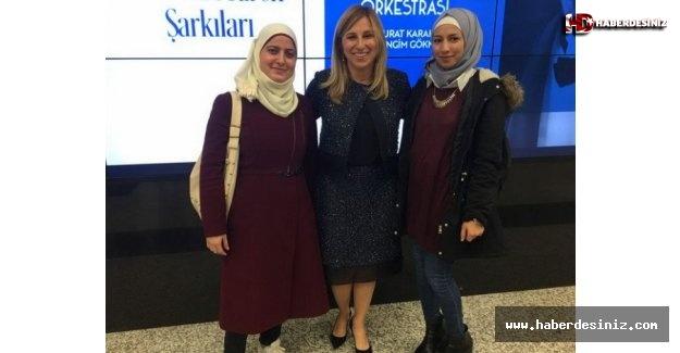 Suriye'den Geldi Mühendis Oldu