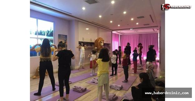 Yoga Academy'de 23 Nisan Heyecanı