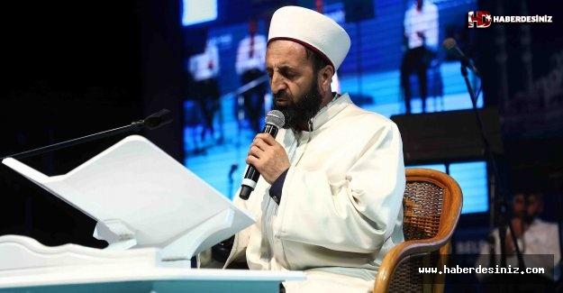 Bağcılar Müftülüğü, özel Ramazan programıyla izleyenlere huzur verdi