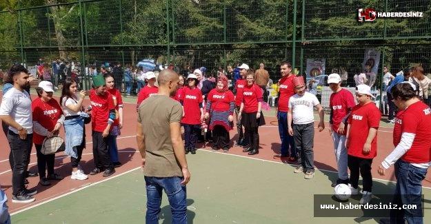 Beşiktaş Belediyesi 'Engelsiz' Vatandaşları Bir Araya Getirdi