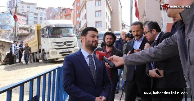 Kağıthane Belediye Başkanı Mevlüt Öztekin 'den Açıklama