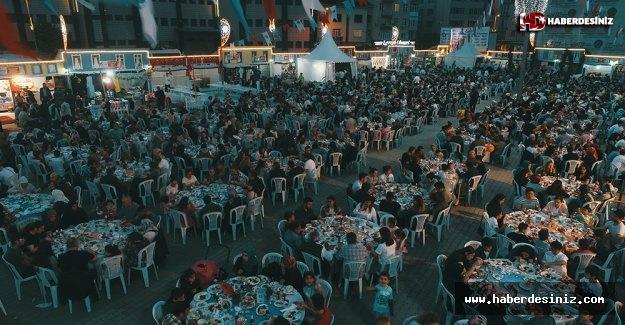 Kağıthane'de Ramazan Bir Başka Geçecek