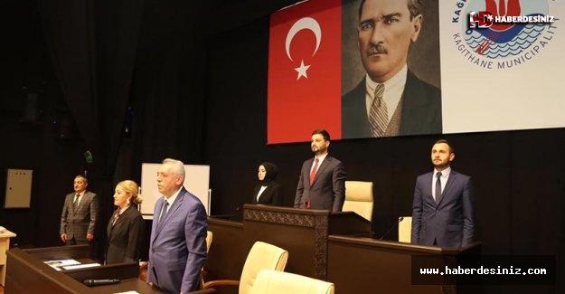 Yeni Dönemin İlk Meclis Toplantısı Yapıldı
