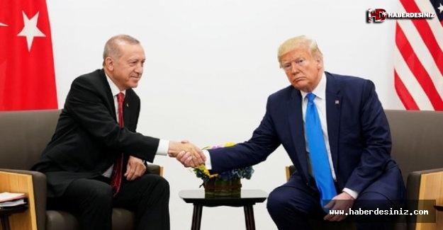 G-20'de Erdoğan-Trump görüşmesi!