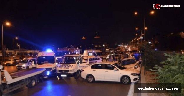 Karı - koca Kadıköy'ü savaş alanına çevirdi!