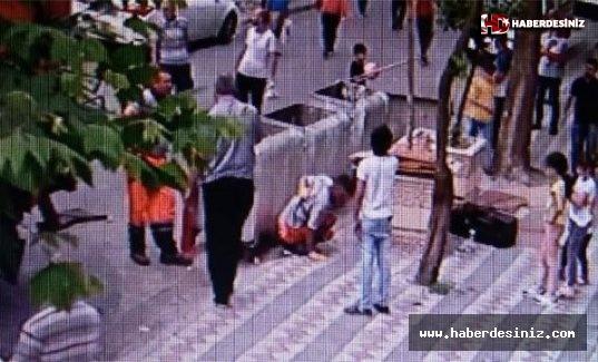 Sultangazi'de temizlik işçisine baltalı saldırı