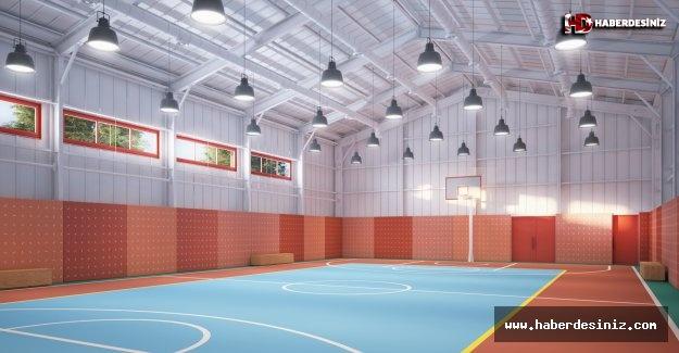 Sultangazi'ye 2 Kapalı Spor Salonu Yapılıyor