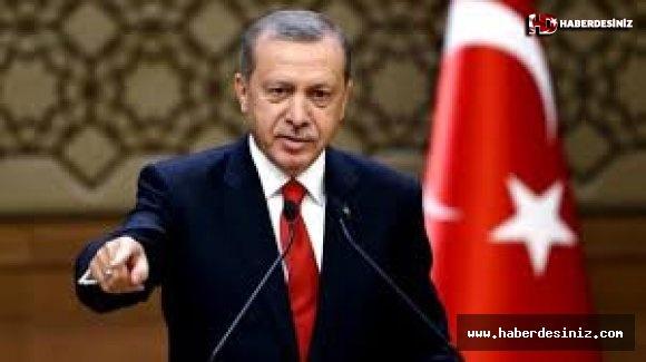Başkan Erdoğan'dan Kılıçdaroğlu'na sert tepki: Sana bu bayrağı tanıtacağız.