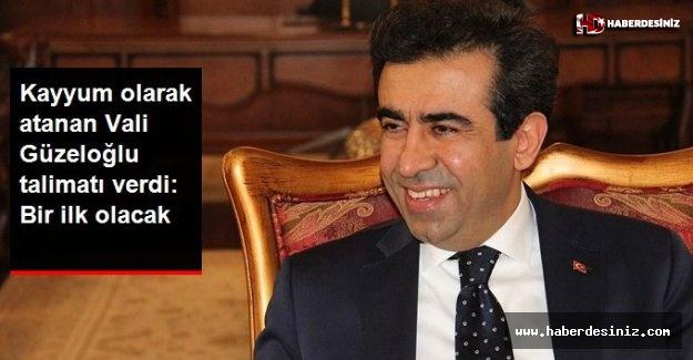Diyarbakır Büyükşehir Belediyesine kayyum olarak atanan Vali Güzeloğlu, ücretsiz ulaşım için talimatı verdi