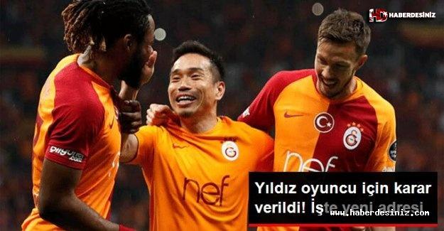 Galatasaray'da Linnes yolcu!