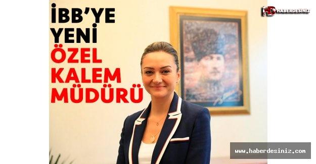 İBB'nin yeni Özel Kalemi belli oldu! Kadriye Kasapoğlu kimdir?