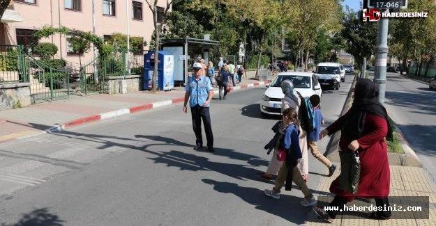 Öğrencilerin Güvenliği, Kartal Zabıtasına Emanet