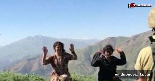 PKK'da çözülme! Topluca teslim oldular!.