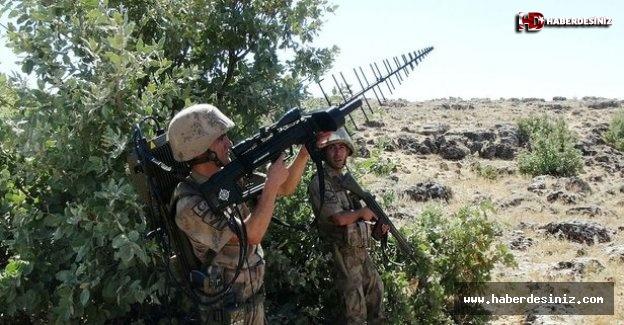 PKK ile mücadele devam ediyor! Kıran-4 operasyonu başladı!
