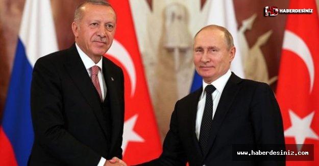 Putin'in Erdoğan'a ısmarladığı dondurma ihraç edilecek