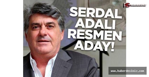 Beşiktaş'ın ilk başkan adayı Serdal Adalı
