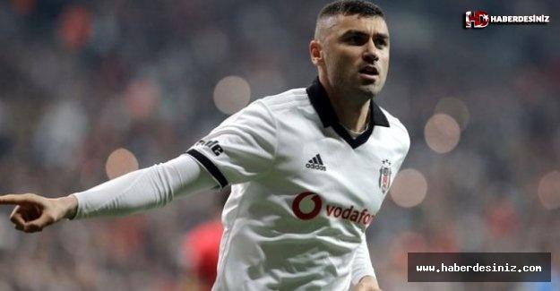 Beşiktaş'ta Burak Yılmaz, Wolverhampton maçında yer almayacak