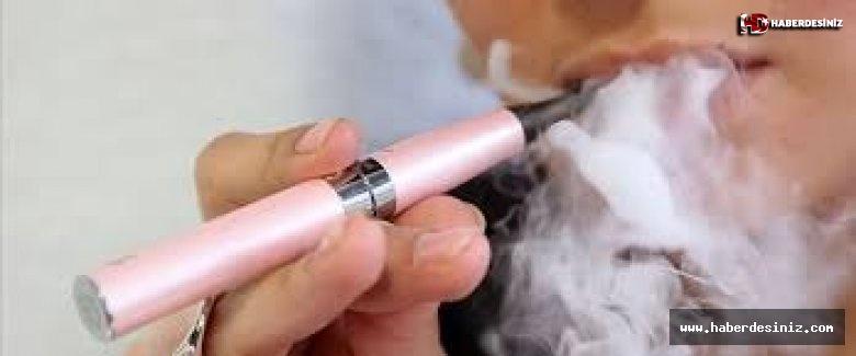 Elektronik sigara ülkeye giremeyecek ve yasaklanacak.