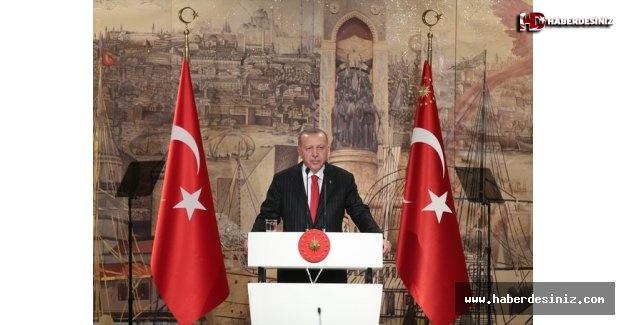 Erdoğan'dan Trump'ın skandal mektubuna ilişkin ilk yorum  Gereği yapılacak.