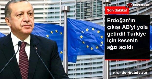 AB'den Türkiye'ye mülteciler için 50 milyon euroluk kaynak