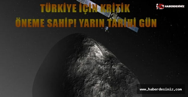 Türkiye için kritik öneme sahip!.