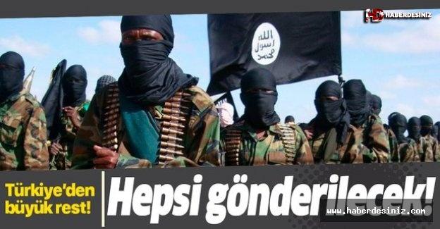 Türkiye'nin DEAŞ kararı Avrupa'yı korkuttu!.