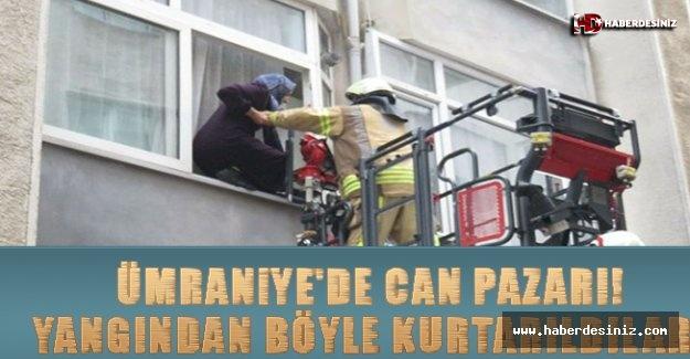 Ümraniye'de can pazarı!.