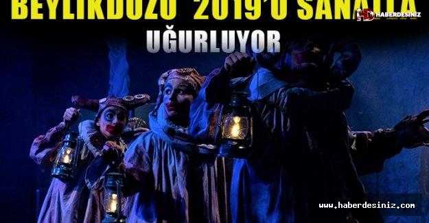 BEYLİKDÜZÜ 2019'U SANATLA UĞURLUYOR