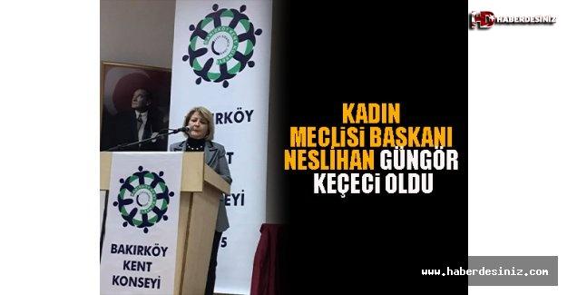 Kadın Meclisi Başkanı Neslihan Güngör Keçeci oldu