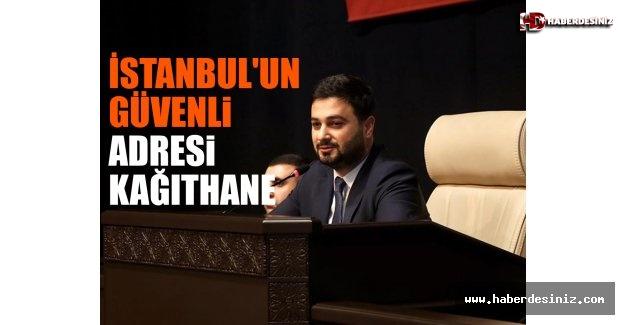 İstanbul'un Güvenli Adresi Kâğıthane