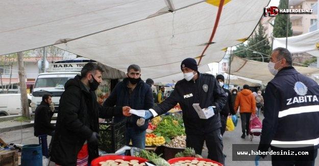 Kartal'da Semt Pazarlarına Sıkı Denetim