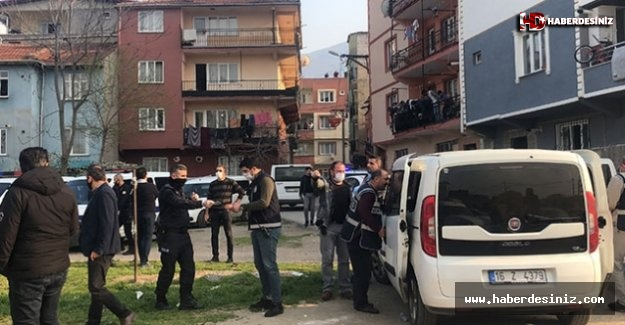 Uyarı yapan polis ekibine sopalı saldırı