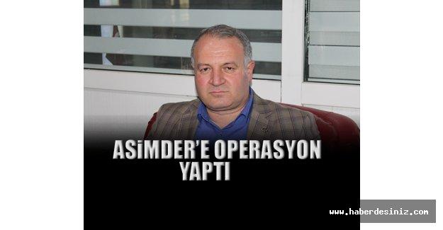 Gülbey, Lavrov Ve Mamedyarov Asimder'e Operasyon Yaptı…