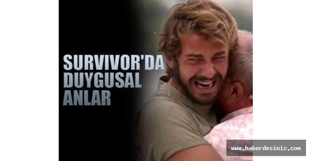Survivor'da duygusal anlar!