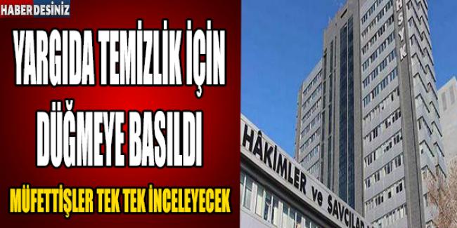 HSYK'dan 'yargıda paralel yapı' incelemesi