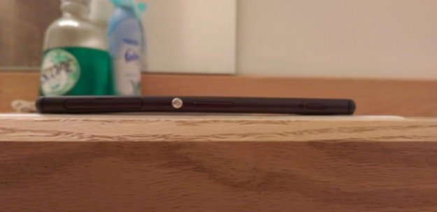 Sony Xperia Z3 de bükülüyor iddiası