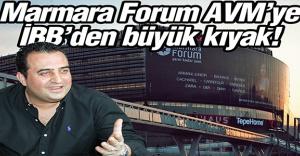 Marmara Forum AVM'ye İBB'den büyük...