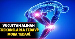 Vücuttan alınan frekanslarla tedavi: Mora Terapi