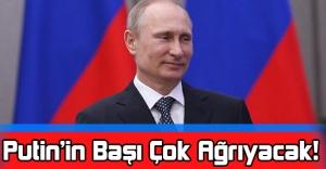 Putin'in Başı Çok Ağrıyacak