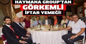 HAYMANA GROUP'TAN...