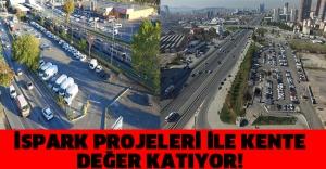 bİSPARK PROJELERİ İLE KENTE DEĞER.../b