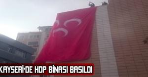 bKayseri#039;de HDP binası basıldı/b