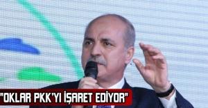 bquot;Oklar PKKyı işaret ediyorquot;/b