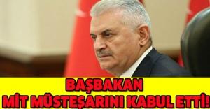 Başbakan MİT Müsteşarını kabul etti!