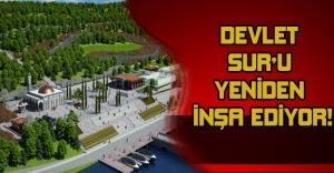 DEVLET SUR'U YENİDEN İNŞA EDİYOR!