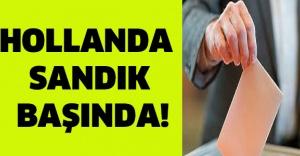 HOLLANDA SANDIK BAŞINDA!