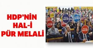 HDP'nin Hal-i Pür Melali