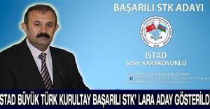 bİSTAD Büyük Türk Kurultay başarılı.../b
