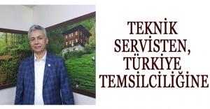 bTeknik servisten, Türkiye temsilciliğine/b
